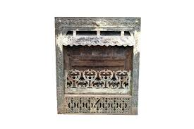 antique cast iron fireplace insert brothers antique cast iron fireplace insert antique cast iron electric fireplace