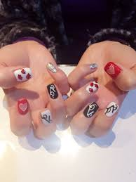 Valentine's day nail art | Japonism in Beauty