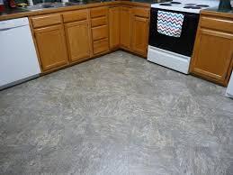 popular linoleum kitchen floor