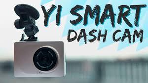 <b>Yi Smart</b> Dash Cam: <b>видеорегистратор</b> с Wi-fi - YouTube