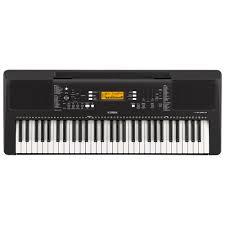 yamaha electric keyboard. yamaha 61-key touch sensitive portable electric keyboard (psre363) i
