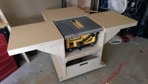 diy dewalt table saw stand. mobile stand for my new table saw-2014-04-05-16.26. diy dewalt saw c