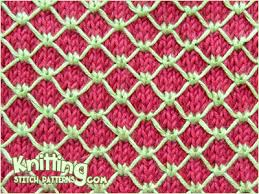 Two-colour Royal Quilting   Knitting Stitch Patterns & Two Coloured Royal Quilting   Knitting Stitch Patterns Adamdwight.com