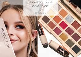 revolution x soph extra e palette