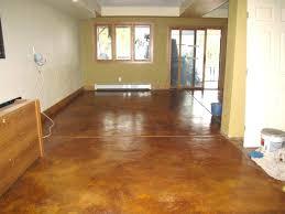 ideas for concrete basement floors concrete floor ideas basement amazing design painted floors stylish ideas