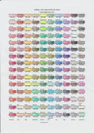 Holbein Colored Pencils 150 Pc Set Review Color Pencil