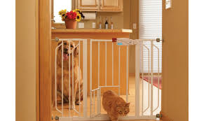 wooden dog gates wooden thing