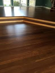 cherry hardwood floor. Exotic Brazilian Cherry Hardwood In Family Room Floor E