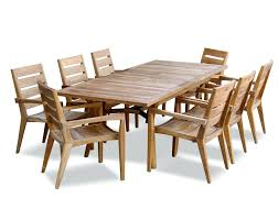 teak outdoor dining table teak outdoor dining table set collection large round teak outdoor dining table