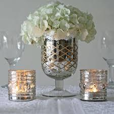 mercury vases mercury silver footed vase tall mercury glass vases for