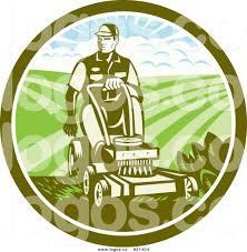 mowing logos gallery