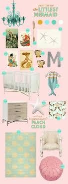 Little Mermaid Bedroom Decor 17 Best Ideas About Little Mermaid Nursery On Pinterest Little