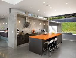 Recessed Lighting Layout Kitchen Stunning Kitchen Island Design For Modern Interior Home With