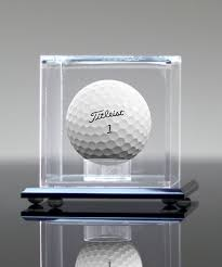 Golf Ball Display Stand Delectable Deluxe Golf Ball Display Case Trophies Corporate Awards