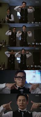On the latest episode of the KBS drama u0027Chief Kimu0027 Kim Seongryong  Namgoong Min and Seo Yool Junho danced to Twiceu0027s u0027TTu0027