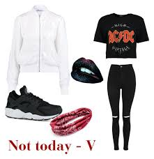 Image result for bts v not today outfit