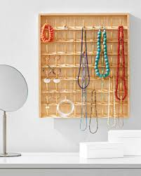 Jewelry Organizer Diy Diy Jewelry Organizers 13 Ways To Untangle Your Necklaces