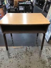 school desk. Modren Desk Image Is Loading StudentSchoolDeskComputerAdjustableMetalLegsWood To School Desk O