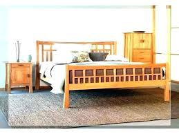 mission style bed frame – fynance.info