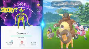 NEW ULTRA BONUS EVENT IN POKEMON GO! Deoxys in Regular Raids & Regional  Pokemon Spawns! - YouTube