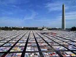 NAMES Project AIDS Memorial Quilt - Wikipedia &  Adamdwight.com