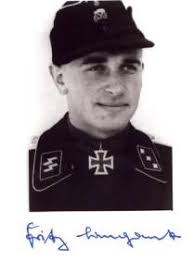 Kompanie / SS-Panzer Regiment 2 / 2. SS-Panzer Division Das Reich. Fritz Langanke vstoupil do Regiment Germania v roce 1937 a byl přidělen k 10. - fritz_langanke