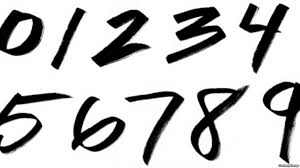 numbers math equations