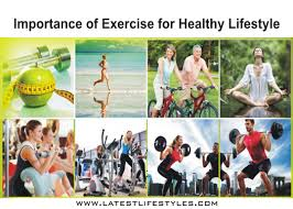 Importance of Exercise for Healthy Lifestyle | Life with Style