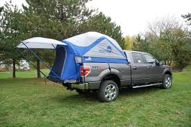 How To Turn A Truck Bed Into Tent Napier Tacoma Tents Ford Camper ...