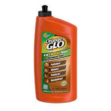 Orange Glo 32 Oz 4 In 1 Hardwood Floor Cleaner And Polish 10533