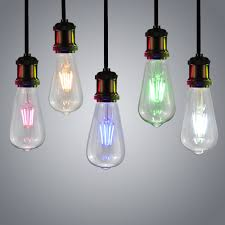 E27 220v 4w Led Lamp Light Vintage Design Edison Filament Led Bulb