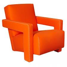 Utrecht Orange Armchair