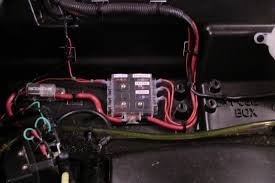 fuse block installation advice bought it here pic shows 6 circuit com itm 12 position item1c28e65ef3