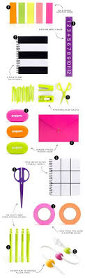 colorful office accessories. wishlist colorful office supplies vividly vibrantly bold loud bright radiant dazzling colors multicolored eye accessories