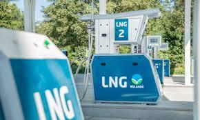 Duisburger Hafen bekommt LNG-Tankstelle