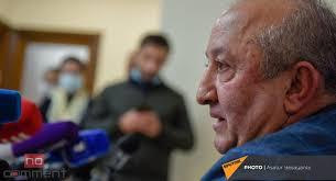 Movses Akopyan: Naxçıvan istiqamətində azərbaycanlılar 6 kilometr  irəliləmişdi | No Comment