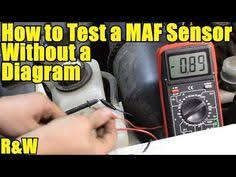 how to test a throttle position sensor tps out a wiring how to test a mass air flow maf sensor out a wiring diagram