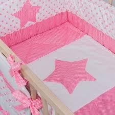 crib bedding baby bed sets girl pink