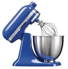 Kitchen Aid 5KSM 3311X ETB   Robot De Cocina Artisan Mini De 3.3L Azul  Crepúsculo