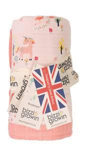 <b>Одеяло Bizzi Growin</b> Wonderland муслин 3 слоя 110*130 BG300