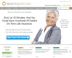 Select Quote Life Insurance Inspiration SelectQuote Insurance Services Propulsion Labs