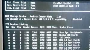 Windows 7'yi USB ile boot edeceğim fakat bios USB'yi görmüyor