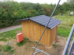 DIY Gerätehaus selber bauen - Bautagebuch 2014