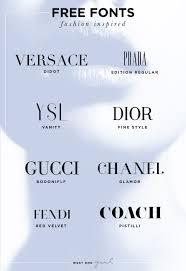 Fashion Design Fonts Fashion Font Freebie F O N T S Fashion Typography Brand