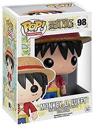 <b>One</b> Piece <b>Monkey D</b>. <b>Luffy</b> Figure 98 Vinyl Collectible Figure ...