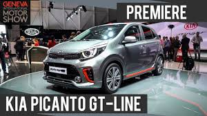 2018 kia picanto gt. contemporary picanto kia picanto gtline  2017 premiere genfer autosalon motorwoche inside 2018 kia picanto gt