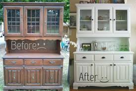 dining room hutch. Before And After Dining Room Hutch - Makes Those 70s Style Hutches Seem Reasonable To Buy Update. A
