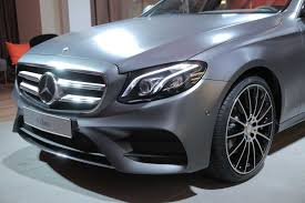 2017 Mercedes-Benz E-Class is the 'Brand's Most Advanced Vehicle ...