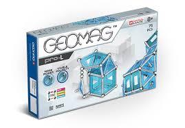 <b>Магнитный конструктор GEOMAG Pro</b>-<b>L</b> - 75 деталей - купить по ...