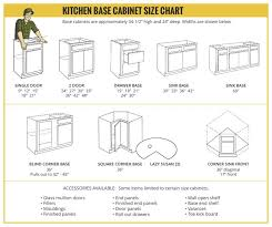 Standard Kitchen Base Cabinet Sizes Chart Image Result For Standard Base Cabinet Sizes Espresso